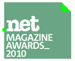 .net awards logo 2010