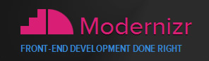 Modernizr logo